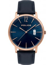 Police 15307JSR-03 Mens Virtue Watch