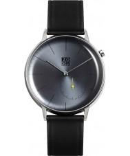 Zoom ZM-3846M-2503 Mens Pure Blue Black Watch