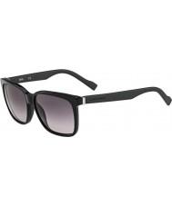 BOSS Orange Ladies BO 0145-S KUN EU Matt Black Sunglasses