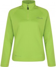 Dare2b DWL022-7FJ20L Ladies Loveline II Lime Green Core Stretch Midlayer - Size XXL (20)