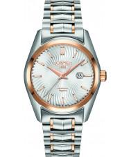 Roamer 203844-49-05-20 Ladies Searock Two Tone Steel Bracelet Watch
