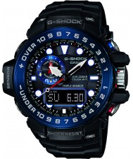 Casio GWN-1000B-1BER Mens G-Shock Premium Radio Controlled Solar Powered Watch