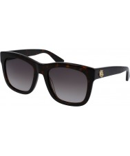 Gucci Ladies GG0032S 002 Sunglasses