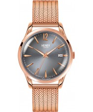 Henry London HL39-M-0118 Ladies Finchley Rose Gold Plated Bracelet Watch