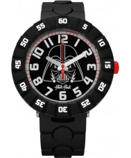 Flik Flak FFLP005 Boys Star Wars Darth Vader Watch