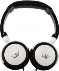 LTD Watch White Stereo Headphones