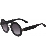 Karl Lagerfeld Ladies KL901S Black Sunglasses