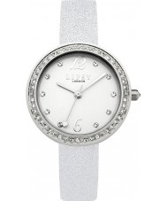 Lipsy LP471 Ladies White PU Strap Watch