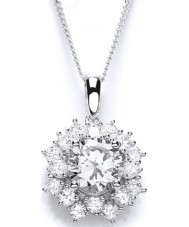 Purity 925 P1476P-1 Ladies Necklace