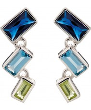 Fiorelli E5187 Ladies Ombre Stones Earrings