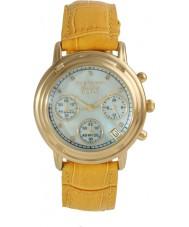 Krug Baümen 150574DM Mens Principle Diamond Chronograph Watch