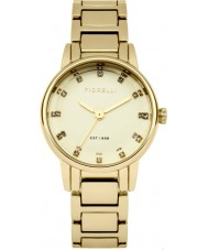 Fiorelli FO020GM Ladies Gold Plated Bracelet Watch