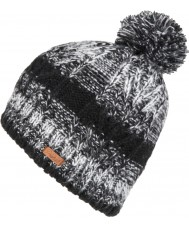 Protest Ladies Hazel True Black Beanie