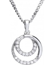 Purity 925 PUR3696P Ladies Necklace