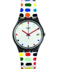 Swatch GM417 Milkolor Watch