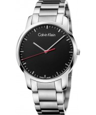 Calvin Klein K2G2G141 Mens City Silver Steel Bracelet Watch