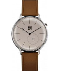 Zoom ZM-3846M-2524 Mens Pure Camel Brown Watch