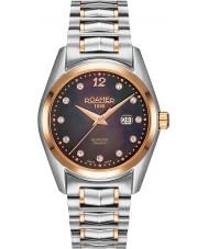 Roamer 203844-49-59-20 Ladies Searock Two Tone Steel Bracelet Watch