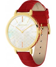 Halcyon Days HD2002 Ladies Agama Sport Red Leather Strap Watch