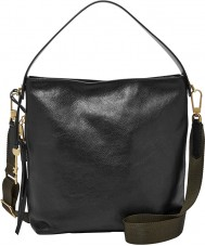 Fossil ZB6979001 Ladies Maya Black Small Hobo Bag