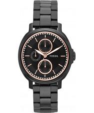 Fossil ES3451 Ladies Chelsey Black Steel Bracelet Watch