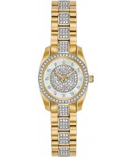 Bulova 98L241 Ladies Crystal Watch