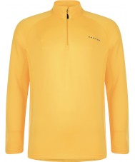 Dare2b Mens Fuseline II Lemon Chrome Core Stretch Midlayer