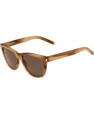 Chriselli Saint Laurent Paris Mens Classic 3 NE2 EJ Honey Sunglasses