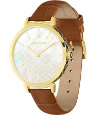 Halcyon Days HD2004 Ladies Agama Sport Tan Leather Strap Watch