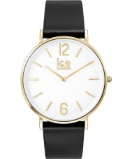 Ice-Watch 001516 City-Tanner Exclusive Black Leather Strap Watch