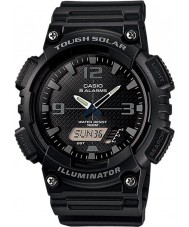 Casio AQ-S810W-1A2VEF Collection Black Tough Solar World Time Watch