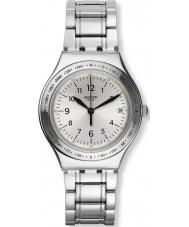 Swatch YGS471G Silver Joe Watch