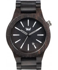 WeWOOD ASSUNTBLACK Assunt Black Wood Bracelet Watch