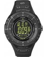 Timex T49928 Mens Black Expedition Digital Compass Watch