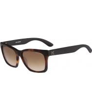 Karl Lagerfeld Mens KL871S Matte Havana Sunglasses