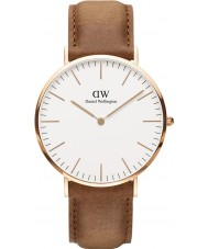 Daniel Wellington DW00100109 Classic 40mm Durham Rose Gold Watch