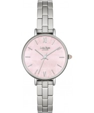 Lola Rose LR4011 Ladies Silver Tone Bracelet Watch