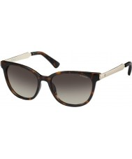 Polaroid Ladies PLD5015-S LLY 94 Havana Gold Polarized Sunglasses