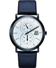 Zoom ZM-7100M-2501 Mens Muse White Black Watch