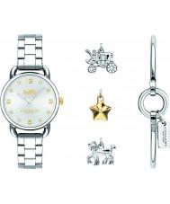 Coach 14000055 Ladies Delancey Watch Gift Set