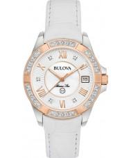 Bulova 98R233 Ladies Marine Star Watch