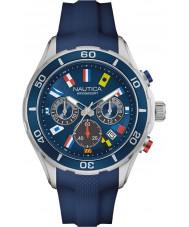 Nautica NAD16534G Mens NST Watch