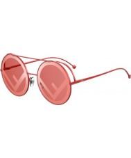 Fendi Ladies FF0285 S C9A 0L 63 Run Away Sunglasses