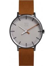 Zoom ZM-3847M-2508 Jazz Grey Brown Watch
