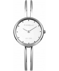 Fiorelli FO030SM Ladies Silver Bracelet Watch