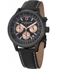 Stuhrling Original 669-05 Mens Monaco Watch
