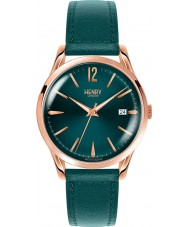 Henry London HL39-S-0134 Ladies Stratford Mallard Green Watch