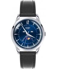 Henry London HL39-LS-0071 Knightsbridge Blue Black Watch