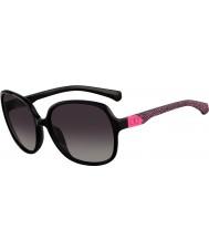 Calvin Klein Jeans CKJ722S Black Sunglasses