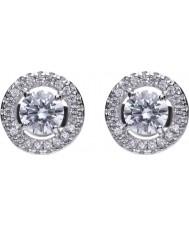 Diamonfire E5593 Ladies Classic Earrings